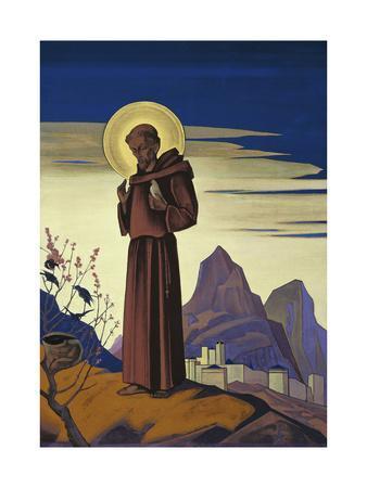 Saint Francis, 1932