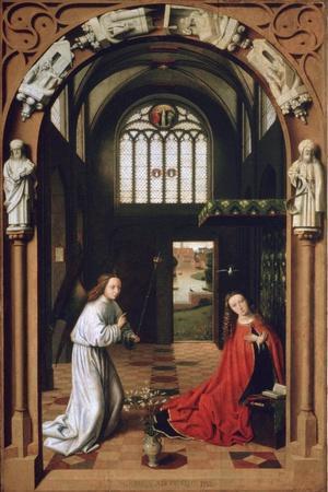 Annunciation, 1452