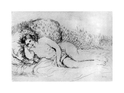 Nude, C1860-1910
