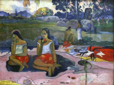 Sacred Spring: Sweet Dreams (Nave Nave Mo), 1894