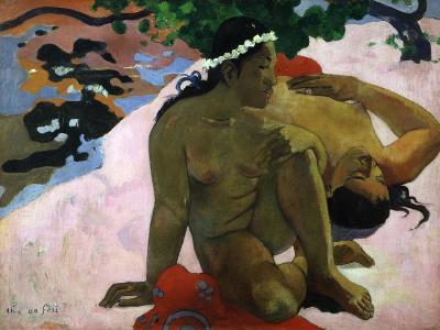 Aha Oe Feii? (Are You Jealous), 1892