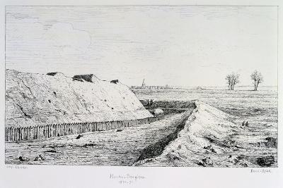 Haute Brugeres, Siege of Paris, 1870-1871