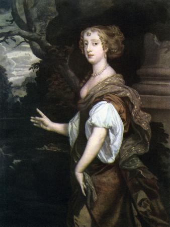 Elizabeth Wriothesley, Countess of Northumberland, C1670S