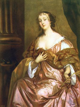 Elizabeth Hamilton, Countess of Gramont, C1660S