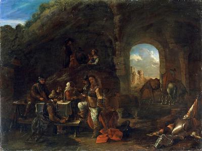 Tavern Scene, C1640-1665