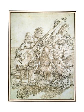 A Concert, Late 17th or 18th Century
