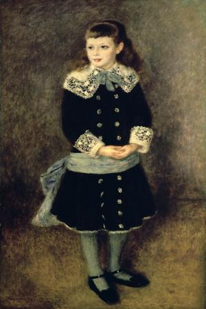 Girl with a Blue Sash, Late 19th-Early 20th Century