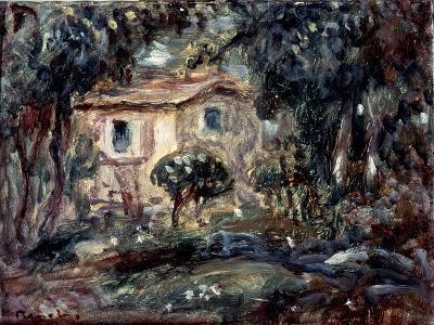 Landscape. Le Cannet, 1902