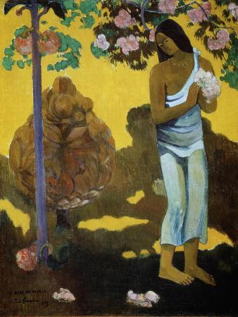 Te Avae No Maria (The Month of Mar), 1899