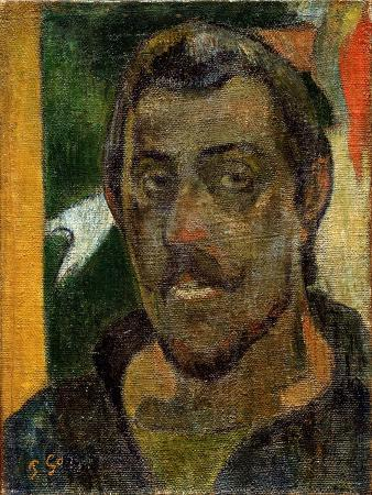 Self-Portrait, 1890-1894