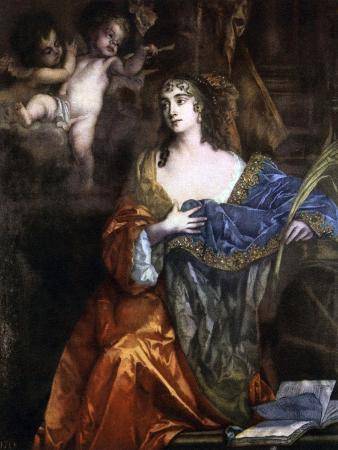 Susan, Lady Belasyse, C1660s