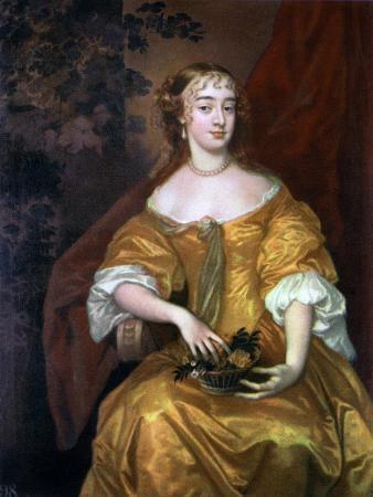 Margaret Brooke, Lady Denham, C1660S