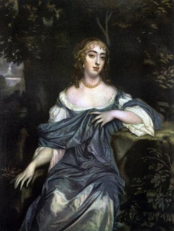 Frances Brooke, Lady Whitmore, Late 17th Century