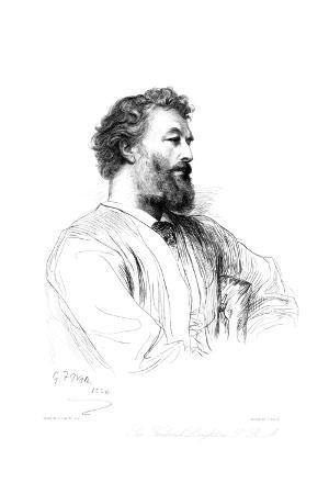 Sir Frederic Leighton, British Artist, C1880-1882