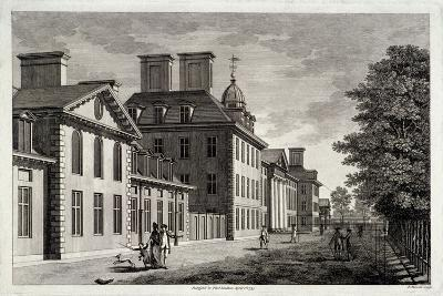View of the Royal Hospital, Chelsea, London, 1775