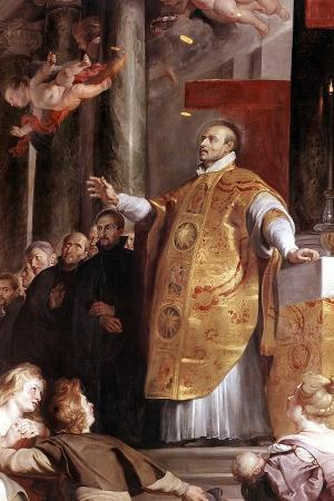 St Ignatius of Loyola, 16th Century Spanish Soldier and Founder of the Jesuits, 1617-1618