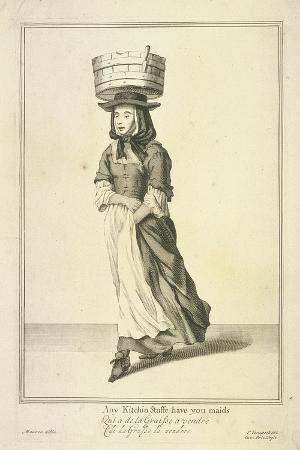 Any Kitchin Stuffe Have You Maids, Cries of London