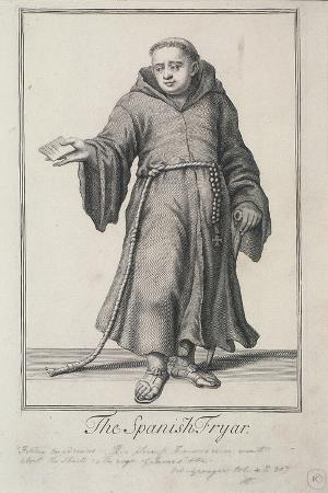 The Spanish Fryar, Cries of London