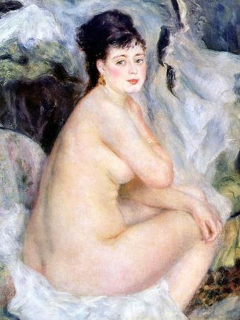 Nude, 1876