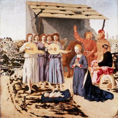 The Nativity, 1470-1475