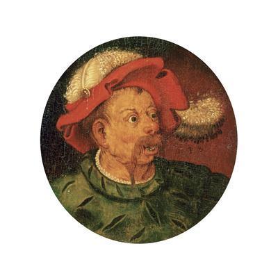 Head of a Lansquenet, C1545-1569