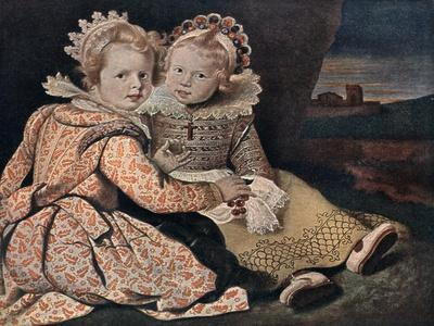 Daughters of the Painter, 17th Century