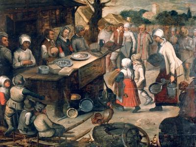 The Presentation of Gifts, C1584-1638