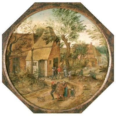 Passage Through the Village, C1584-1637