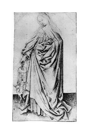 Sketch of a Saint, 1913
