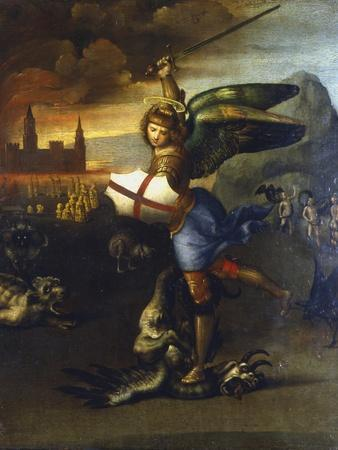 St Michael the Archangel, C1503-1504