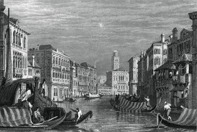 The Grand Canal, Venice, C19th Century