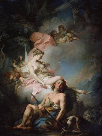 Selene and Endymion, 1760S