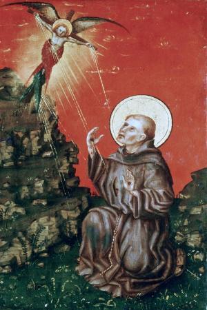 St Francis Receiving the Stigmata, C1430-1451