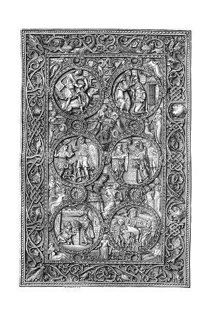 Ivory Tablet, 11th Century (1882-188)