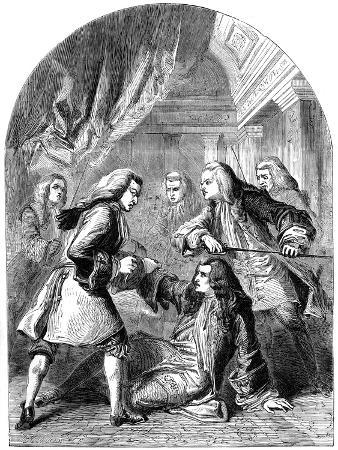 The Attempted Assassination of Robert Harley (1661-172), 18th Century