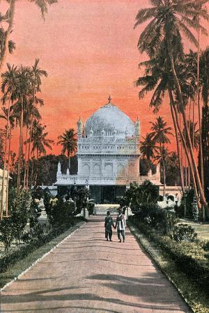 Tomb of Tippu Sultan and Haidar Ali, Mysore, India, 1880-1890