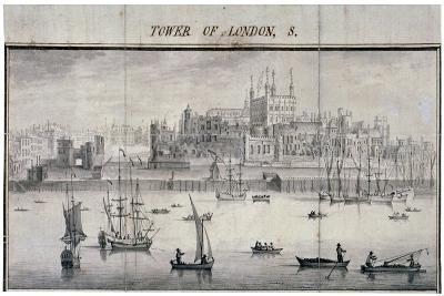 Tower of London, Stepney, London, 1737