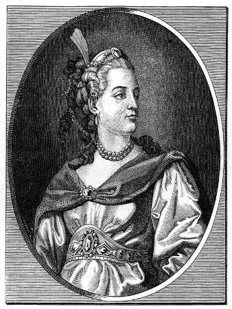 La Clairon, 1766