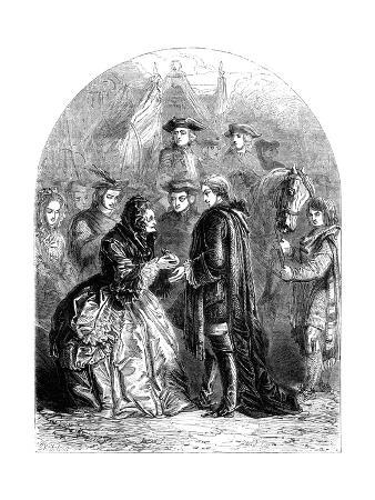Mrs Skyring Welcoming the Young Pretender, 18th Century