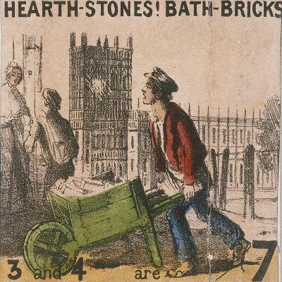 Hearth-Stones! Bath-Bricks!, Cries of London, C1840