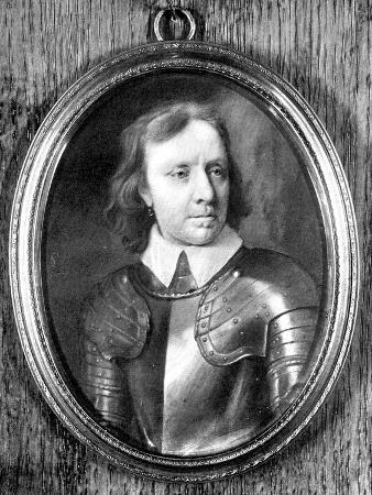 Oliver Cromwell, Lord Protector of England, 1899