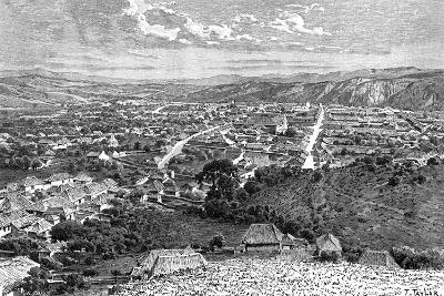 Ocana, Colombia, 1895