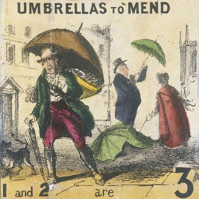 Umbrellas to Mend, Cries of London, C1840