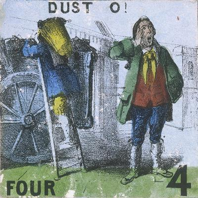 Dust O!, Cries of London, C1840