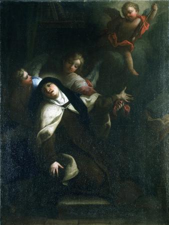 St Theresa of Avila, C1634-1689