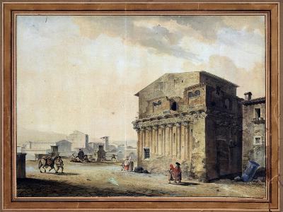 Rome. the House of Pontius Pilate, 1788