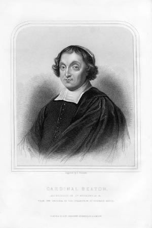 David Beaton, Archbishop of St Andrews