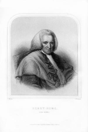 Henry Home, Lord Kames, Scottish Philosopher