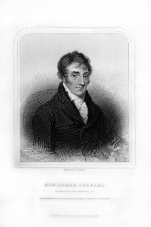 Reverend James Grahame, Scottish Poet