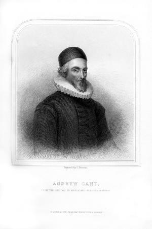 Andrew Cant, Presbyterian Minister and Leader of the Scottish Covenanters